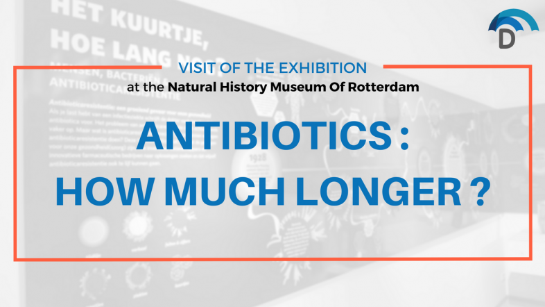 Visit of the exhibition -Antibiotics- how much longer--