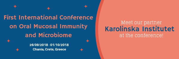 First international conference on oral mucosal immunity and microbiome